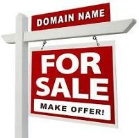 these domains are for sale